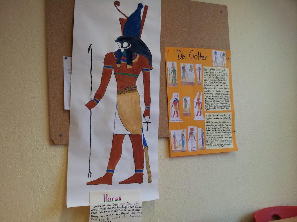 Die ägyptischen Götter