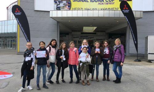 Ist das nicht Isabell Werth? – Die Reit-AG beim Signal Iduna Cup in Dortmund