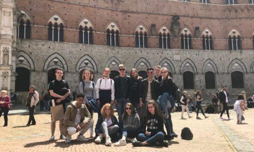 Das MCG und die Toskana – der Austausch bringt uns zusammen
